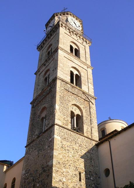Frosinone il campanile della cattedrale di santa maria for Il mobile frosinone