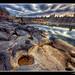 Low Water at Idaho Falls - HDR