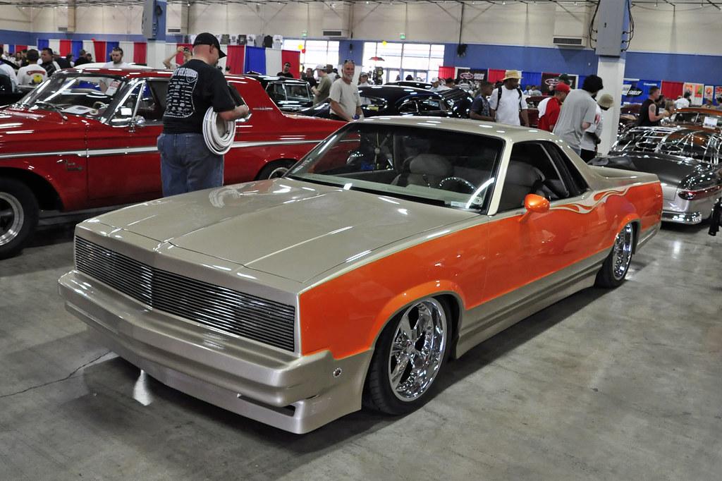 Custom 1983 Chevrolet El Camino 4 Dave Flickr