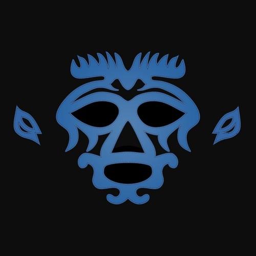 Mano Negra | Antifaz de la máscara del luchador Mano Negra ...