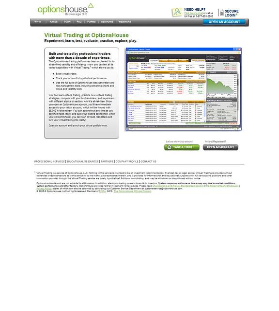 Optionshouse auto trading