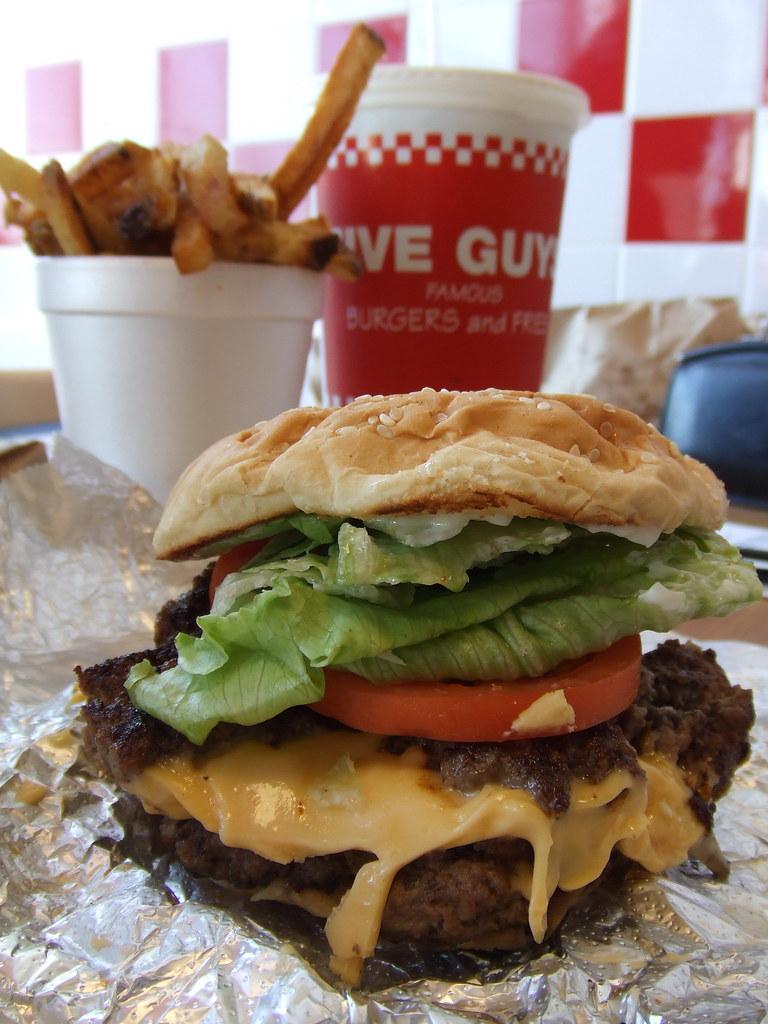 Five Guys Burgers And Fries Salt Lake City Ut