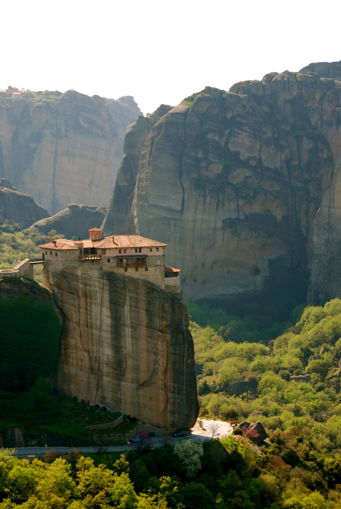 The Holy Monastery of Rousanou/St. Barbara  Jaime Pérez ...