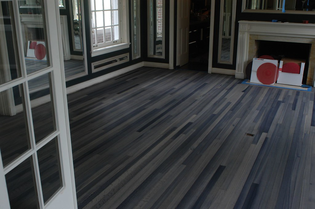 How to Remove Paint on Hardwood Floors images