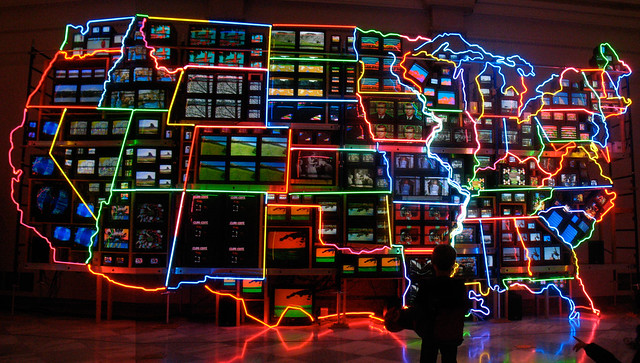 Electronic Superhighway Flickr Photo Sharing