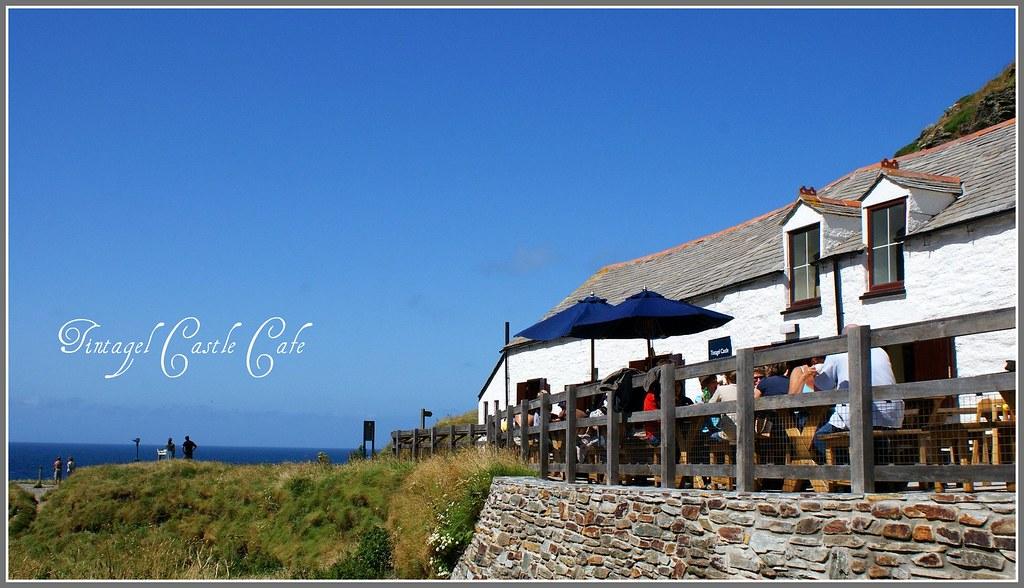 Castle Beach Cafe Tintagel Castle Beach Cafe