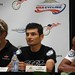 Fast Freddy Rodriguez at the USPro Press Conference