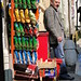 Shop Owner - Beyoglu District - Istanbul - Turkey