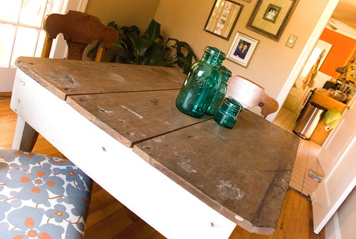 Primitive Dining Table With Potential Flickr Photo Sharing