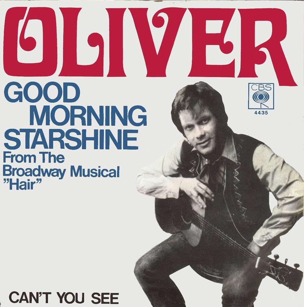 Good Morning Starshine Oliver Download : Oliver good morning starshine klaus hiltscher