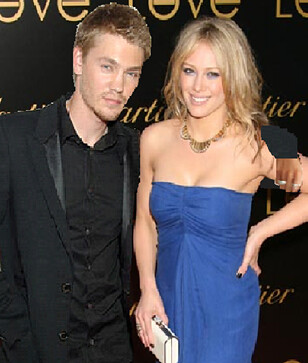 Hilary Duff and Chad Michel Murray | i love this one two ...