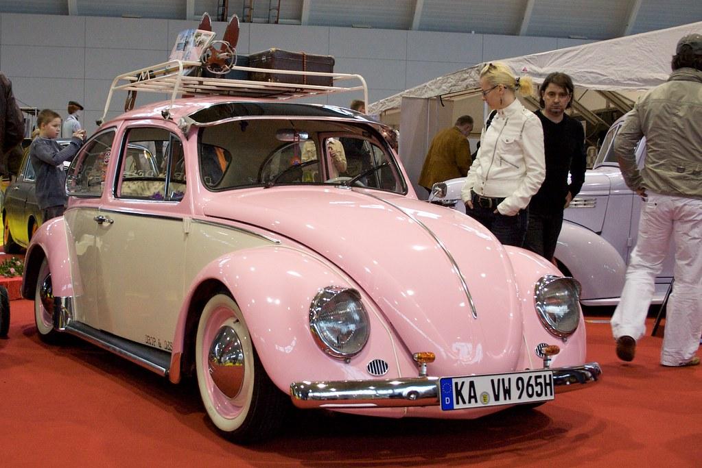 pink beetle retro classics stuttgart 2009 alex flickr. Black Bedroom Furniture Sets. Home Design Ideas