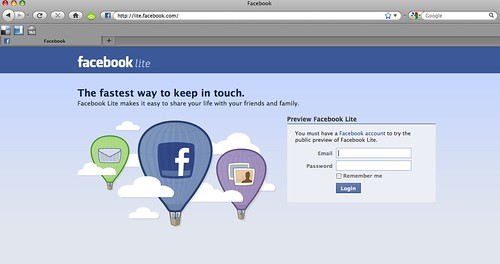 Welcome to the facebook log in