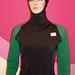 BKGR 01 ZEHBA Swim Wear for Muslimah.