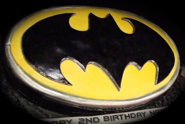 Batman Logo Cake Pan