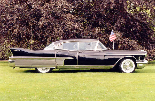 1958 Cadillac Fleetwood Sixty Special My Gorgeous 1958