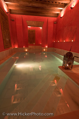 Arab baths aire de sevilla we took an hour off our photo s flickr - Sevilla banos arabes ...