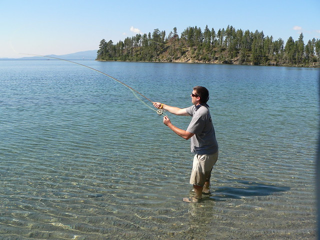 Flathead lake fly fishing flickr photo sharing for Flathead lake montana fishing