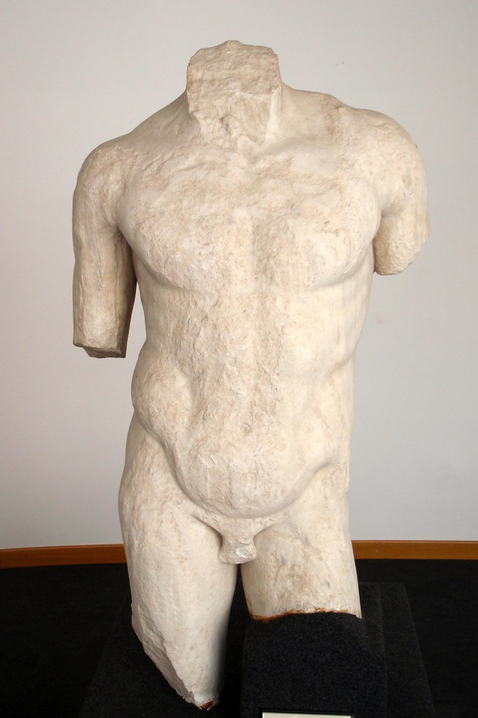 "What Is Ce >> Torso of a Doryphoros | Torso of a Doryphoros (""Spear ..."