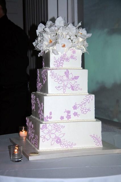 Sylvia Weinstock Wedding Cake | 09.19.09: Emily Fu & Willis … | Flickr