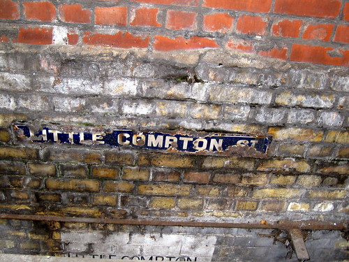 S And W >> Little Compton Street | Flickr - Photo Sharing!