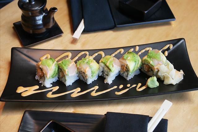 sushi die