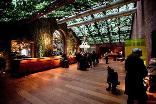 Hudson Hotel New York Bar