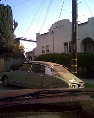Nice Citroen DS/ID in Berkeley, CA...