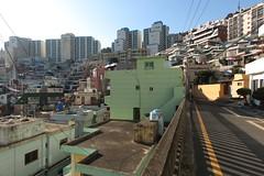 부산 산책 2006.12.29, 영주동 Busan walk