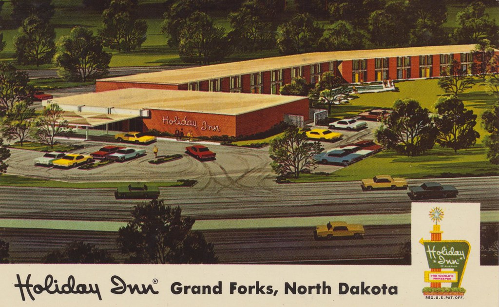 Holiday Inn Grand Forks North Dakota U S Highway 2