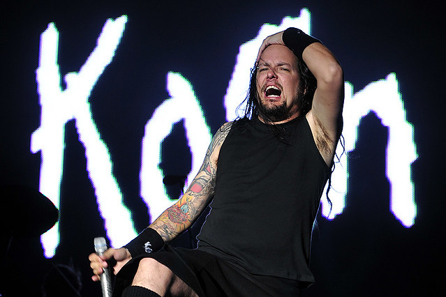 Korn And Some Sour Tour  Pittsburgh Pa