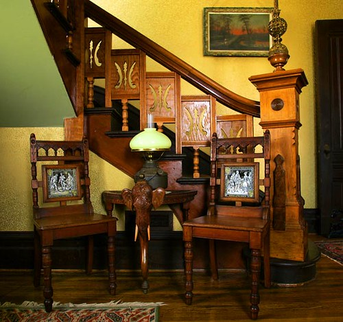 Charmed House Halliwell Manor Das Echte Charmed House Von Flickr