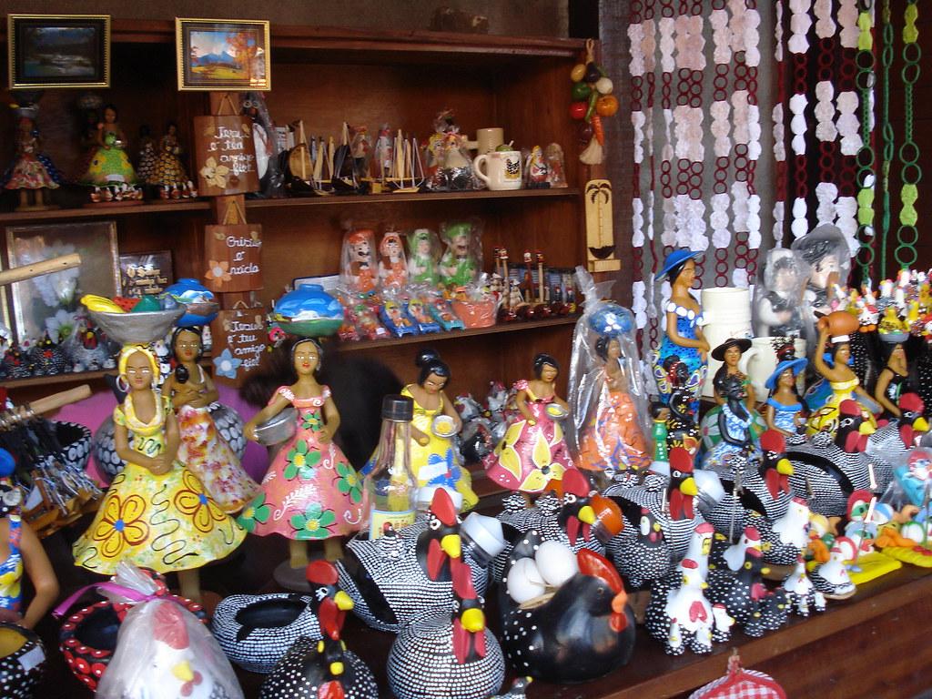 Adesivos Para Onibus De Turismo ~ Artesanato típico Fotos da viagem para Porto de Galinhas u2026 Flickr