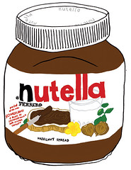 Nutella | by hwayoungjung