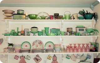 Kitchen shelves | by eg2006