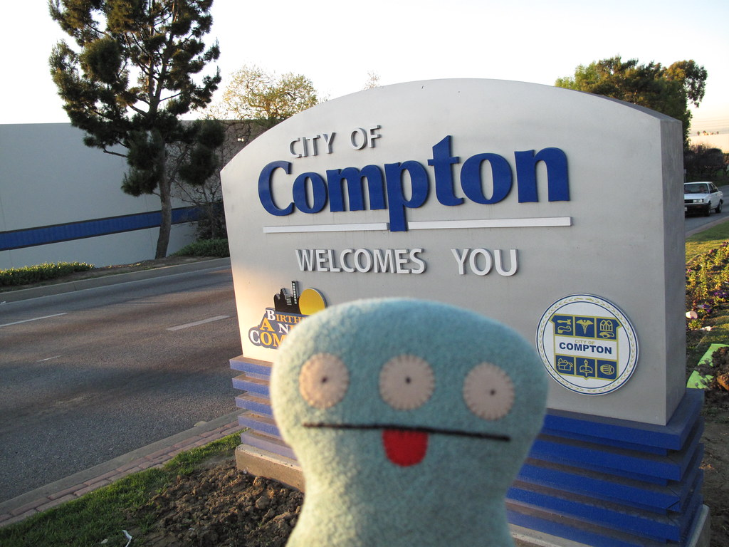 Welcome to Compton Cinko! | A haphazard road trip results ...