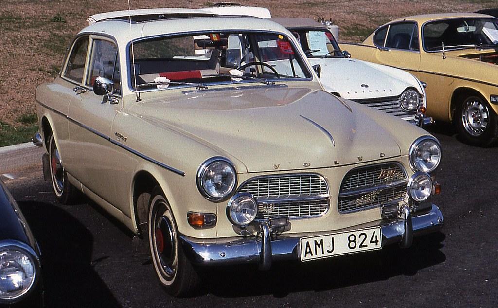 1964 Volvo 122s 2 Door Richard Spiegelman Flickr