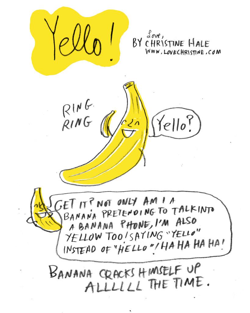 Banana jokes