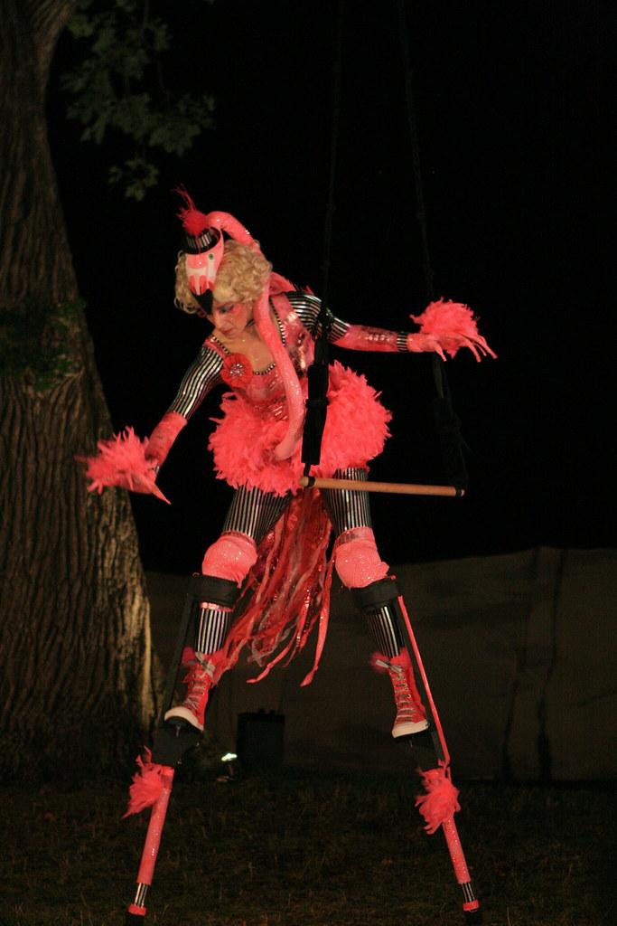 Cycropias Performance At Orton Park >> Cycropia Aerial Dance Orton Park Festival 2009 Img 2841 Flickr