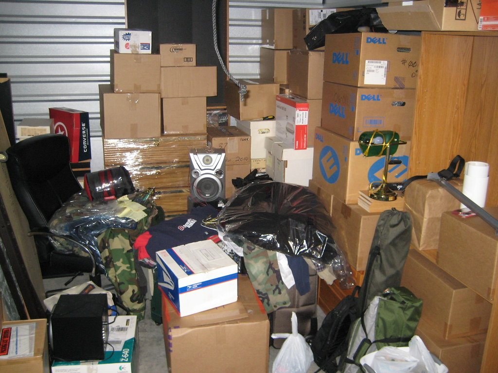Storage Unit Auctions Vero Beach Florida