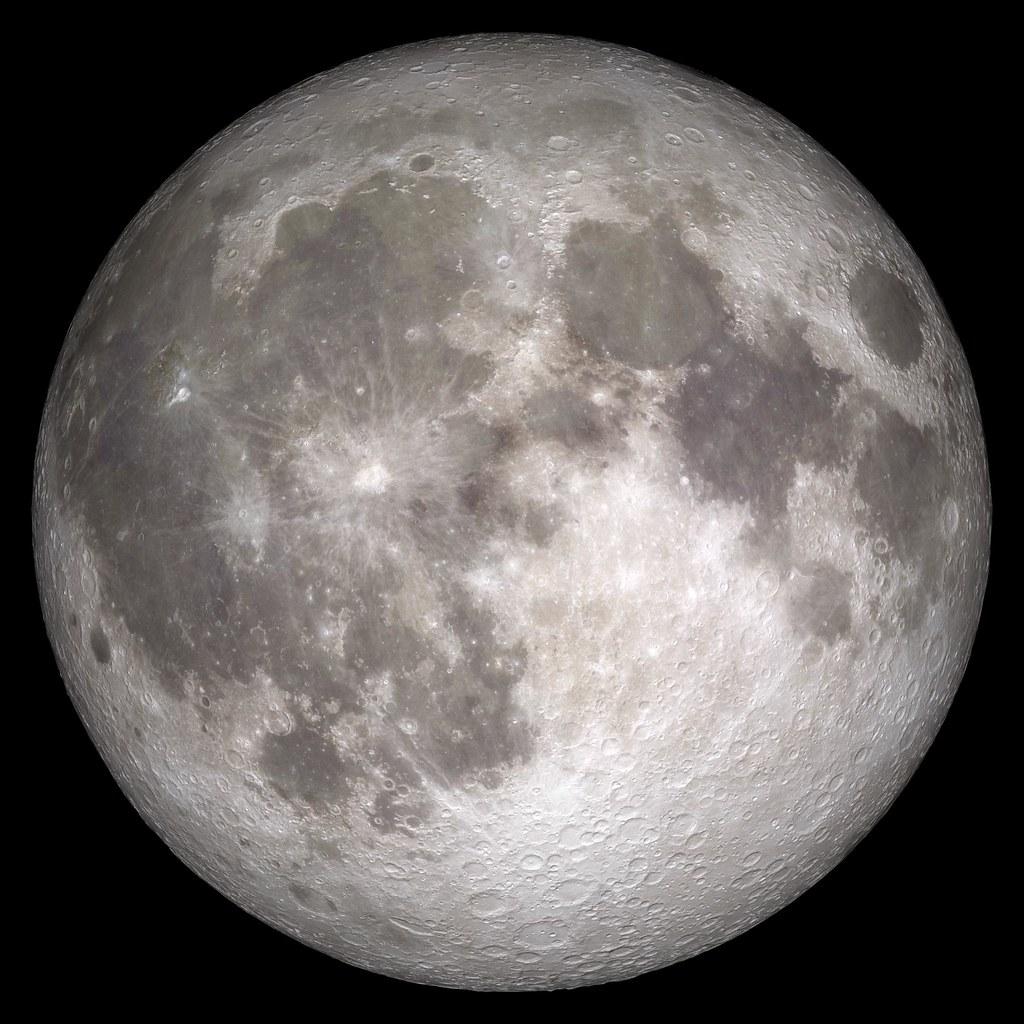 Full Moon Makes Alien Implant Ring In Ear