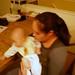 Mama Kal with baby Elias