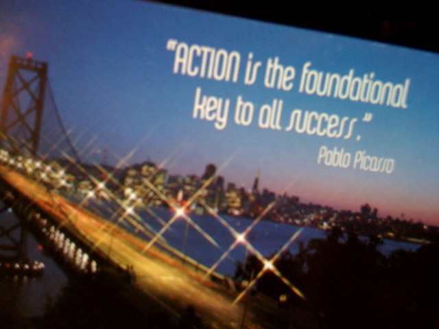 action is the foundational key to success Action is the foundational key to all success quotes - 1 action is the foundational key to all success read more quotes and sayings about action is the foundational key to all success.