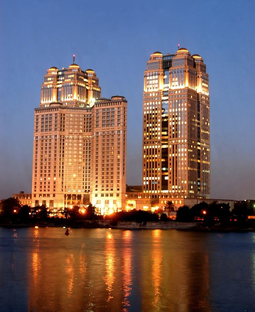 "Back Up Camera >> Cairo ""Twin towers"". 