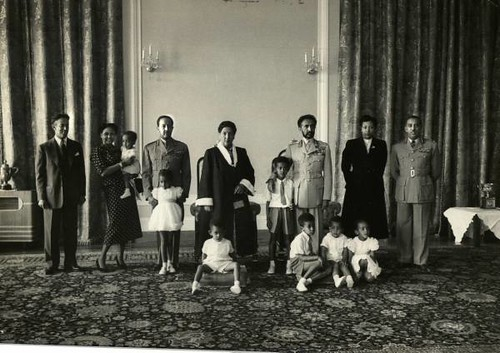 Jubilee Portrait | Emperor Haile Selassie of Ethiopia and ...