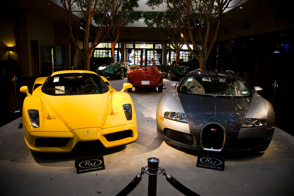 ferrari enzo bugatti veyron ferrari enzo which didn 39 t s flickr. Black Bedroom Furniture Sets. Home Design Ideas