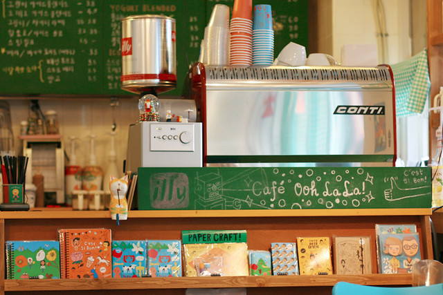 Cafe Ooh La La Edmundston