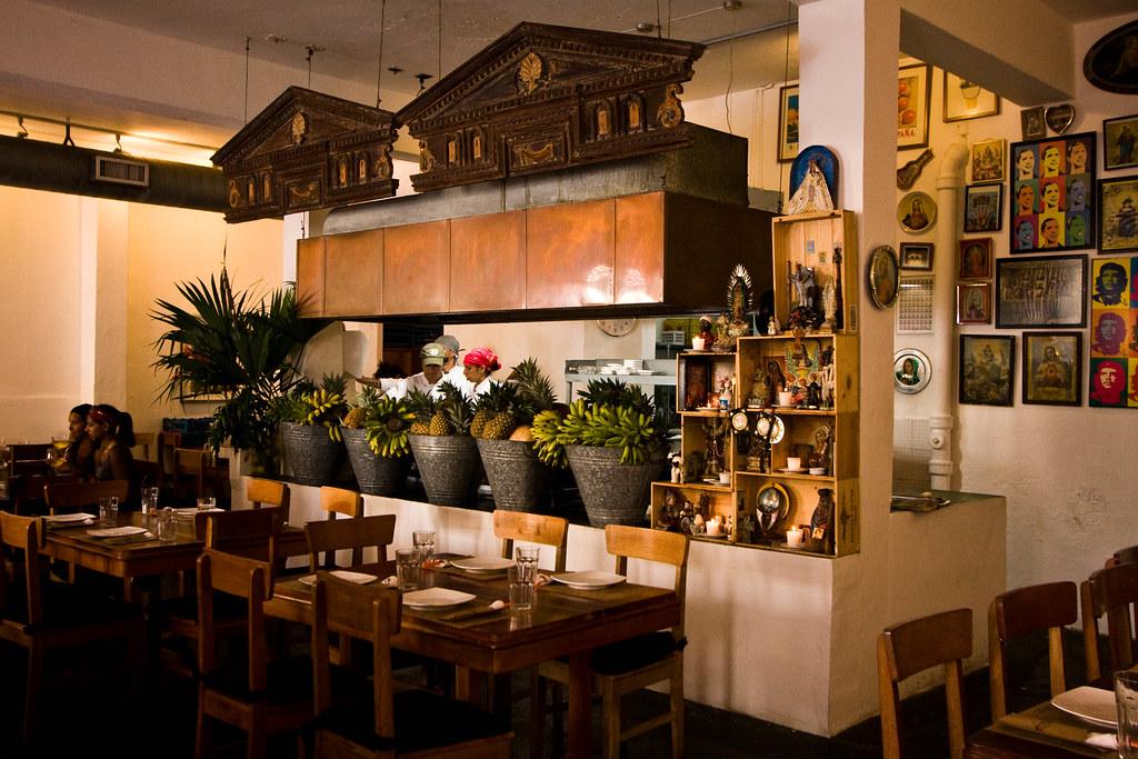 Caracol Restaurant At The Marenas Beach Resort Amp