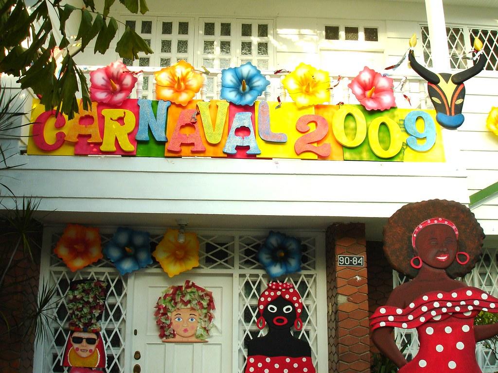 Decoraci n de carnaval decoraci n de carnaval del lugar for Decoracion del hogar barranquilla
