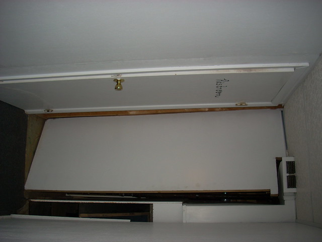 basement access panel to hot water heater flickr photo